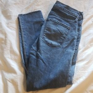 Womens lightwash Jeans